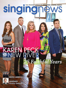 Singing News Cover